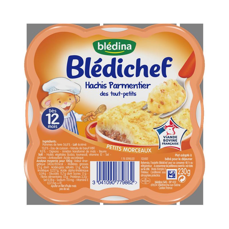 Blédichef Hachis Parmentier - 230g