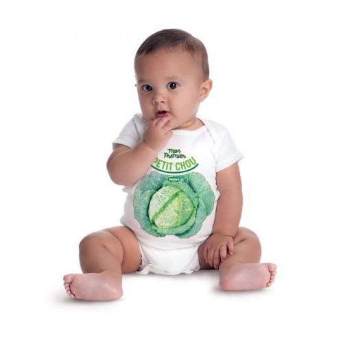 Body Mon 1er petit chou - 9 mois