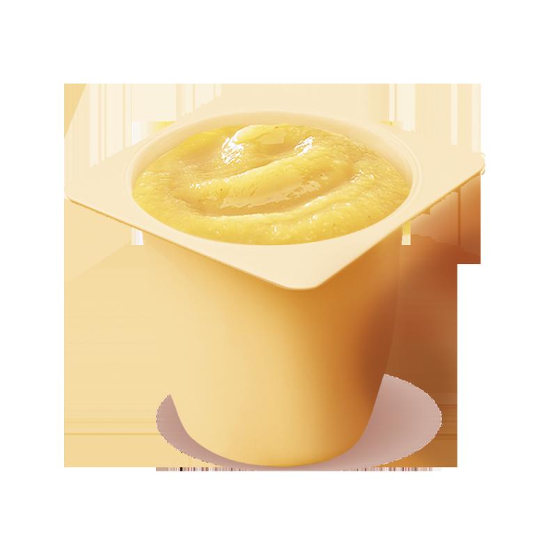 Mini lactés Nature sans sucres ajoutés* et Purée de Fruits du Verger