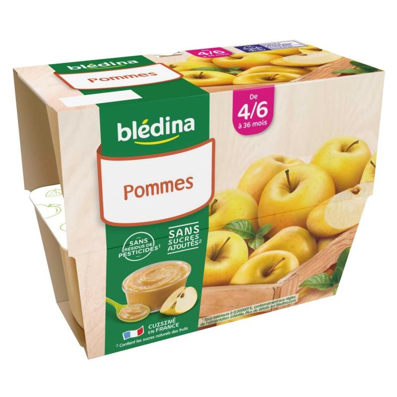 Coupelles Pommes