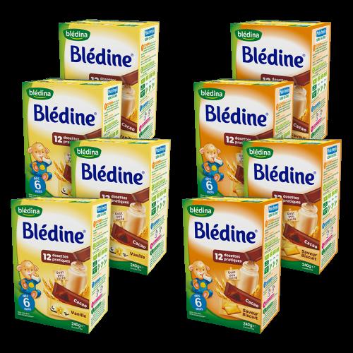 Blédine - Dosettes dès 6 Mois - 240g