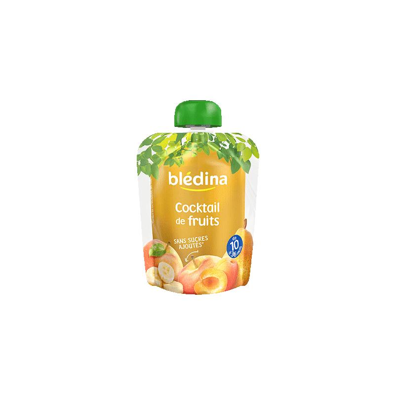 Pack Gourdes Cocktail de fruits
