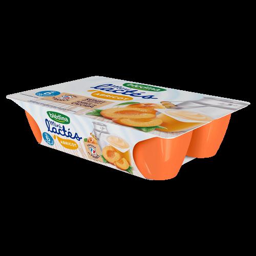 Pack Mini Lactés Abricot