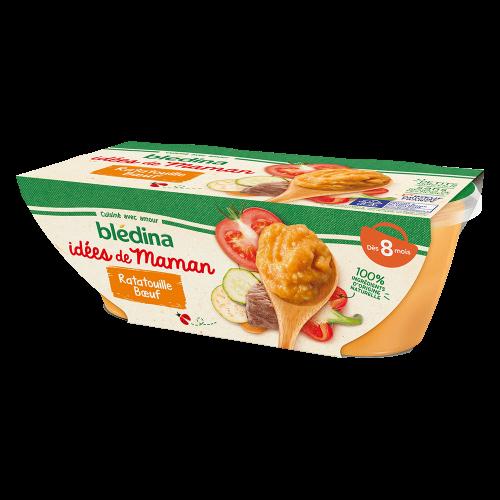 Pack Idées de Maman Ratatouille Boeuf