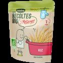 Les récoltes Bio à mélanger - Riz
