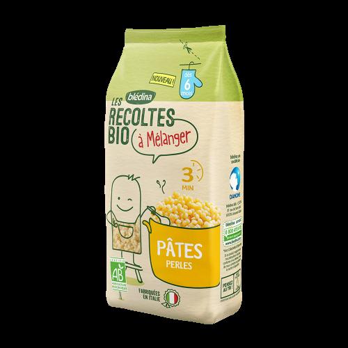 Pack Les récoltes bio à mélanger Pâtes perles