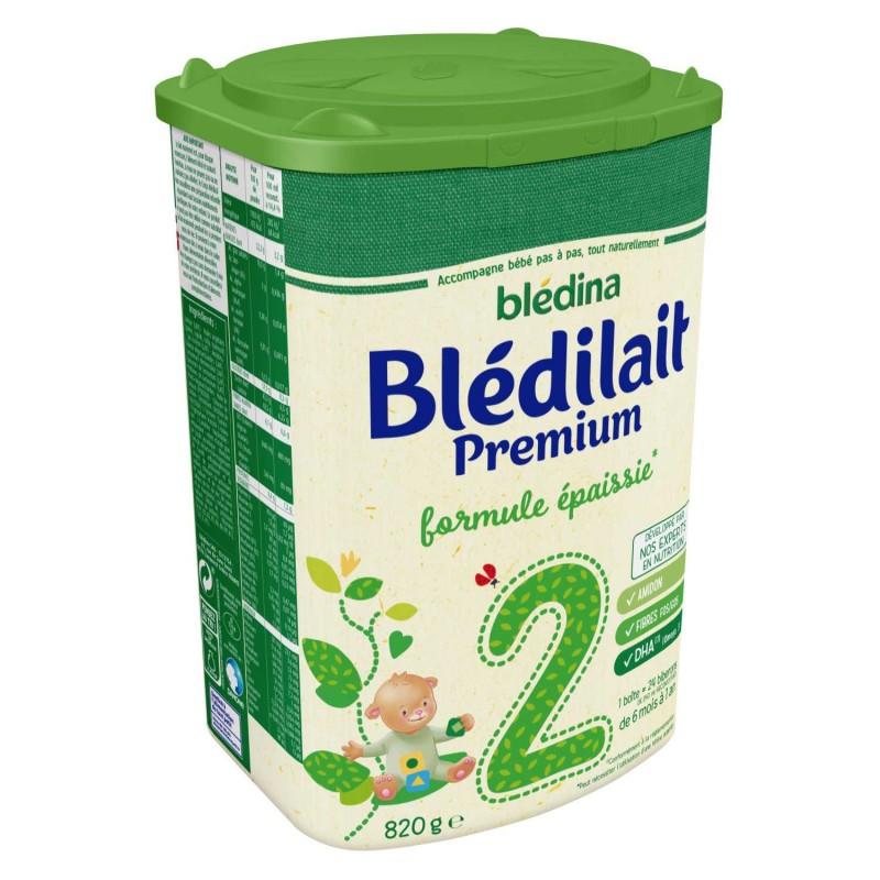 Blédilait Premium 2