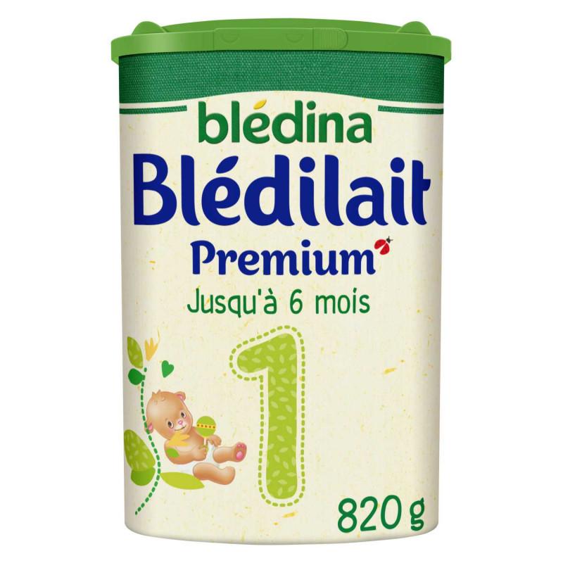Blédilait Premium 1 jusqu'à 6 mois