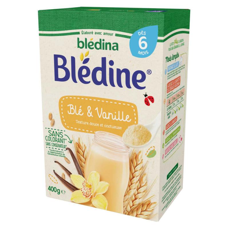 Blédine - Blé Vanille  - 400g