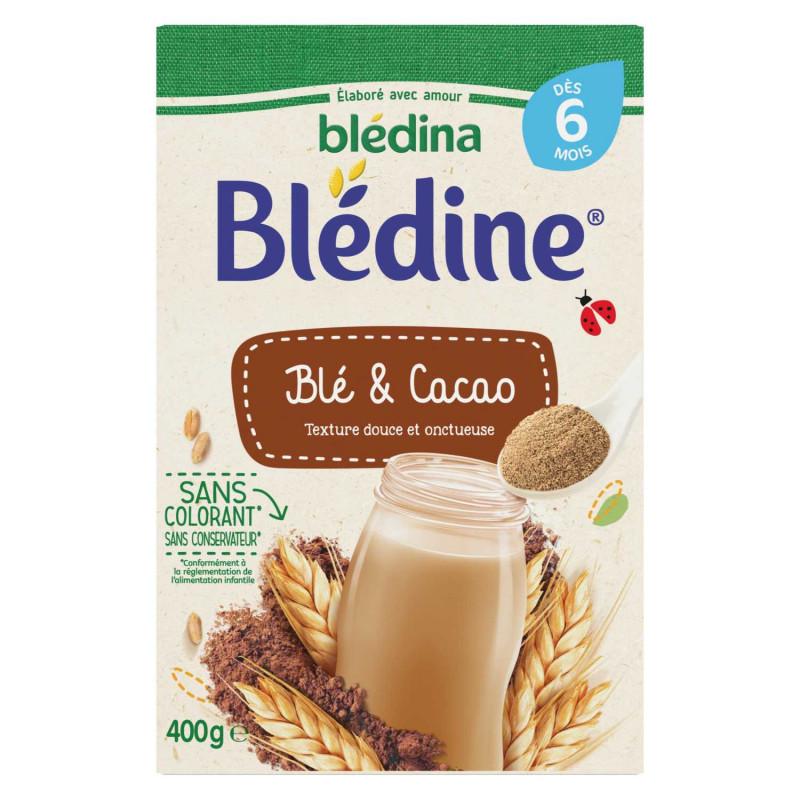 Blédine - Blé Cacao  - 400g