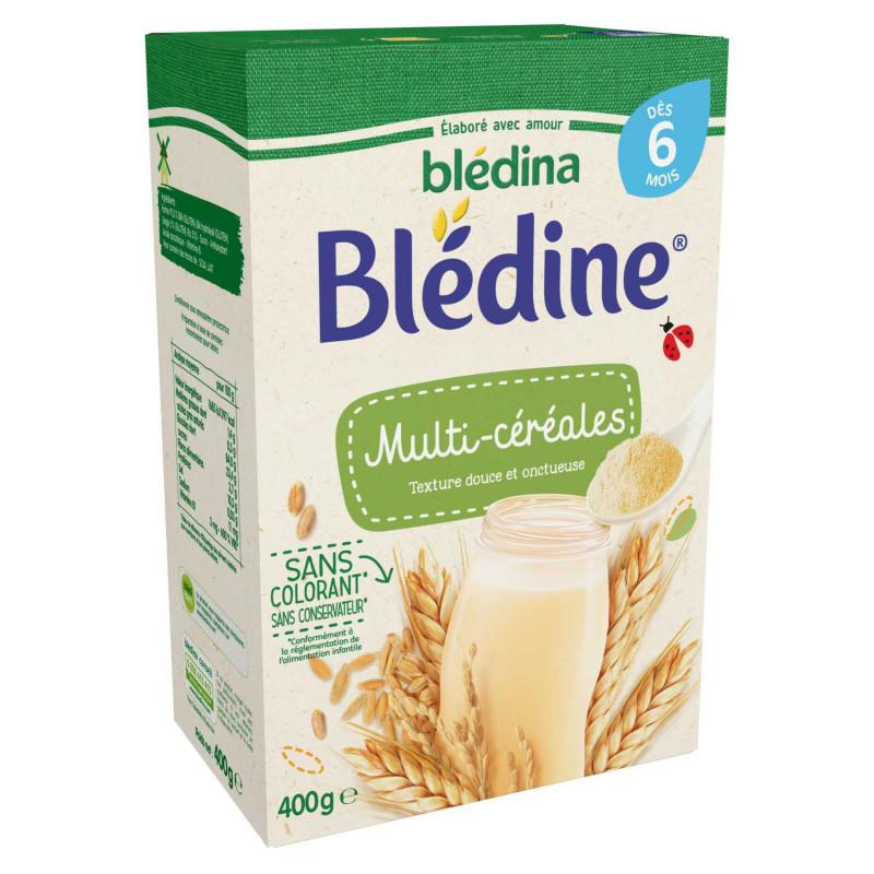 Blédine - Multicéréales  - 400g