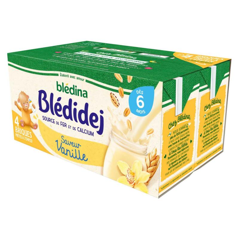 Blédidej - Vanille - 4x250ml