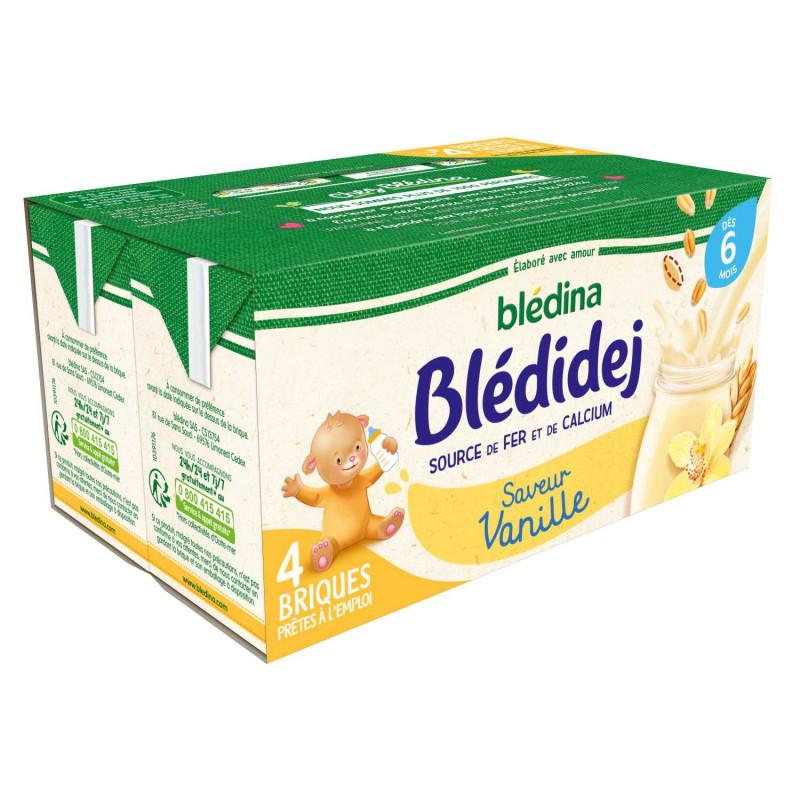 Blédidej - Vanille - 2x250ml
