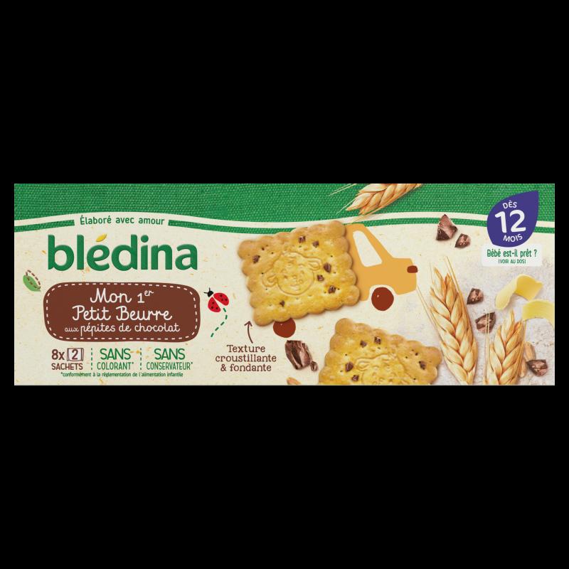 Biscuit - Mon 1er Petit Beurre Pépites de Chocolat - 133g