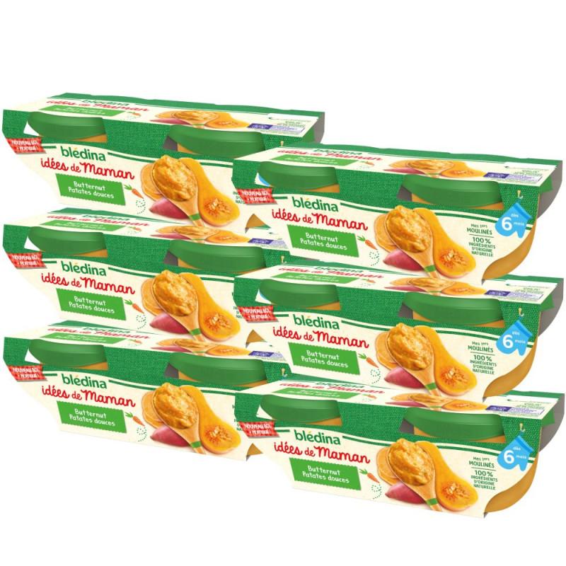 Pack Idées de Maman Potiron Patates douces