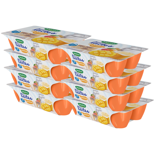 Pack Mini Lactés Mangue