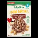 Mini Matin - Céréales complètes au Cacao 80g